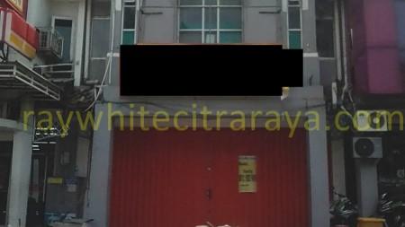 -Ruko siap huni area depan di Citra Raya ID4166YRT