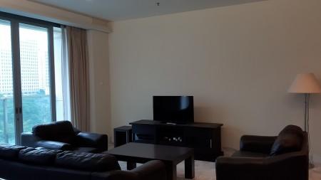 Apartemen di Senayan City Residence, Jakarta Selatan, Senayan Golf View, Furnished, 3 BR