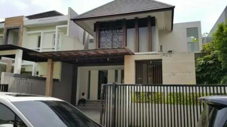 Rumah Graha Famili Blox XA Surabaya Modern Siap Huni