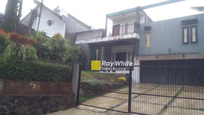 Rumah Jl Cipaheut Selatan Cigadung