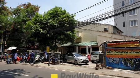 Dijual Rumah Ex-Mess Di Seberang Thamrin City