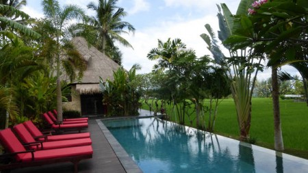Amazing Villa Complex (5 Villas) on 1000 sq m of Freehold Land with Stunning Views 5 Minutes from the Center of Ubud