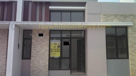 Rumah siap huni minimalis di Villagio Citra Raya ID4129LL