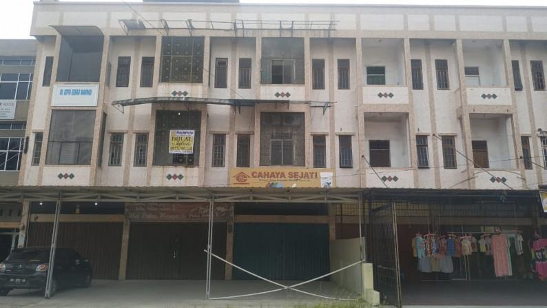 Dijual Ruko Jl. Imam Munandar / Jl. Harapan Raya Pekanbaru