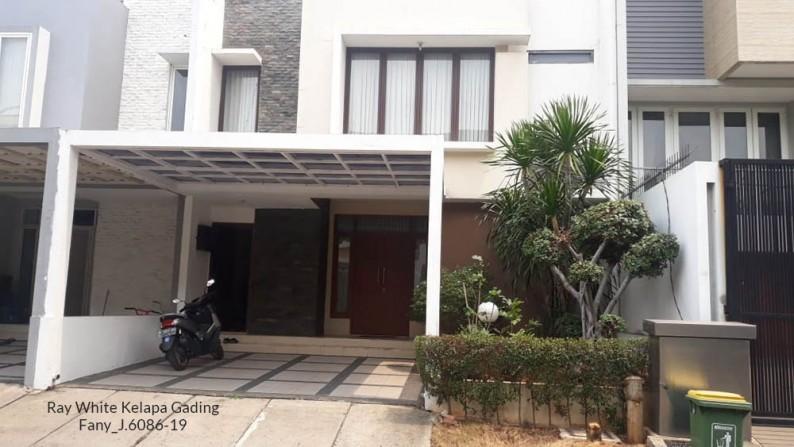 Rumah Dijual Pelangi Jingga-Gading Residence, Luas 8x18m2