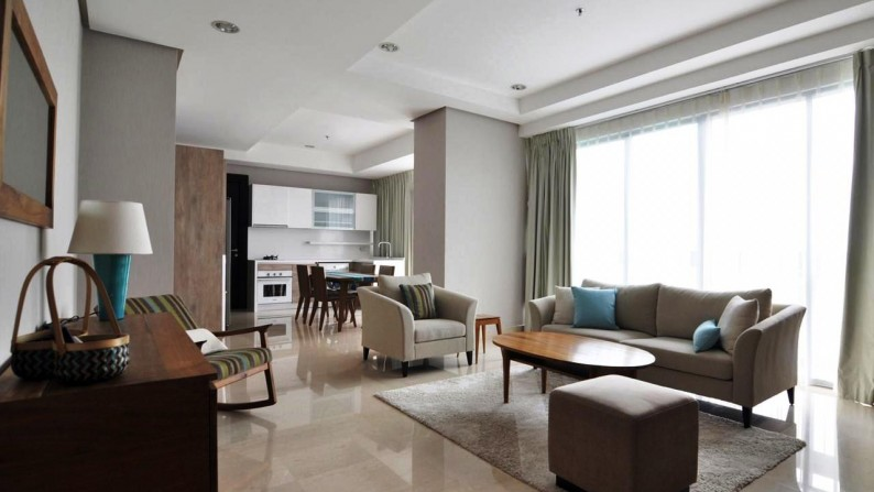 Disewa Apartemen Kemang Mansion 2br Jakarta Selatan