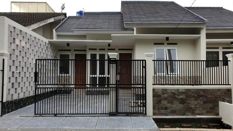 Rumah minimalis brand new siap huni di ciputat