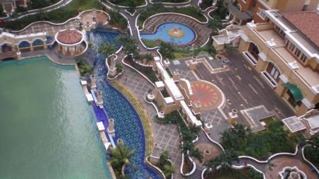Apartement Mediterania Garden Residence 1