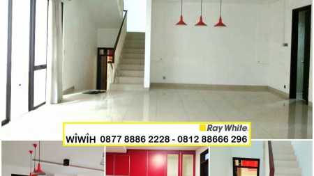 Rumah Minimalis siap huni di Kebayoran Garden Bintaro Jaya harga 5,2M nego sampai DEAL