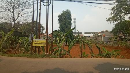 Kavling di Jl. Tumaritis  Cimanggis