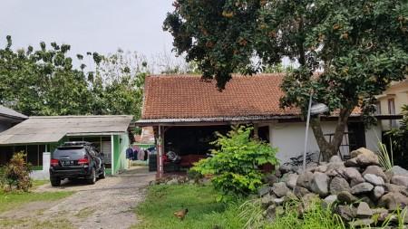 Rumah di area komplek BPPB kota Bogor