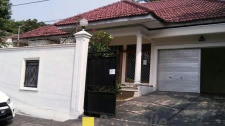 Disewakan Rumah Di Kemang, Jakarta Selatan