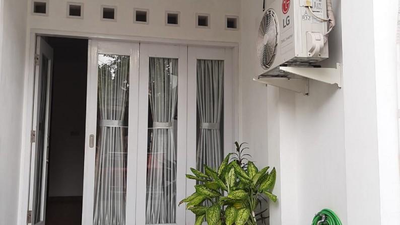Rumah Minimalis, Siap Huni, dan Lokasi Strategis @Komp Pondok Jaya, Bintaro
