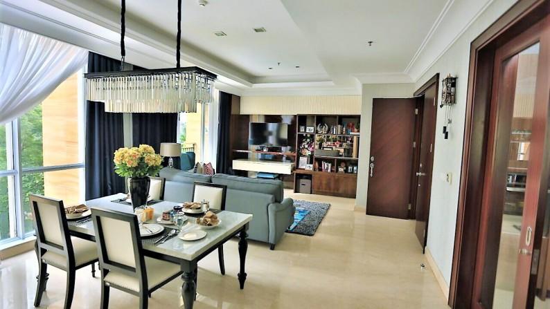 Dijual Apartment Mewah Siap Huni Tengah Kota The Pakubuwono - Jakarta Selatan #0009-GANLUC