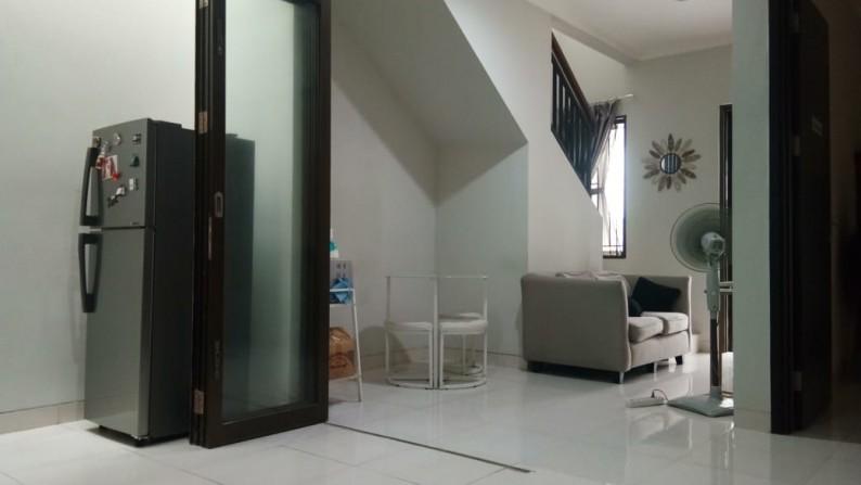 Rumah baru, model minimalis, cantik di Dalam Cluster Graha Raya #AG