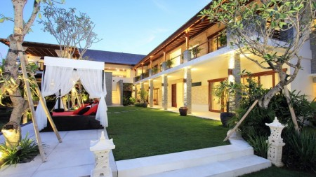 Luxury Freehold Villa With Rice Field View In Canggu Badung Bali Close To The Beach