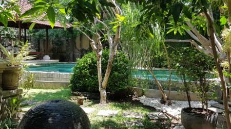 Freehold Villa in Kerobokan Next To Umalas