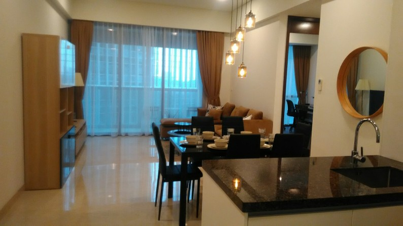 For Rent Brand New Apartment In Sudirman