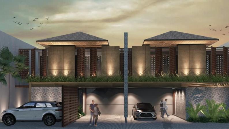 Freehold Brand New Beautifull  Villa In Umalas
