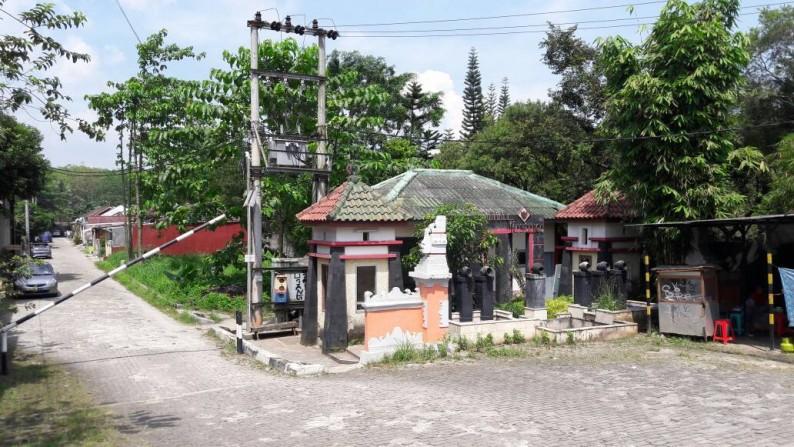 Kav di cluster Kintamani Pamulang Pondok Petir