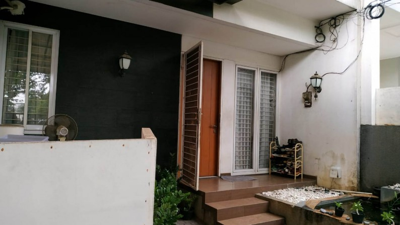 Rumah Dijual Pondok Gading Utama, Luas 6x18m2