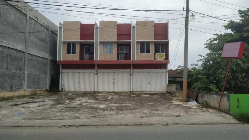Dijual Ruko 2 Lantai, Jl. Sail, Tenayan Raya, Pekanbaru