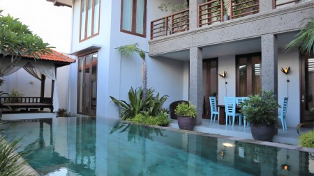 3 Bedrooms Villa Hak Milik In Sanur With Good Landscape