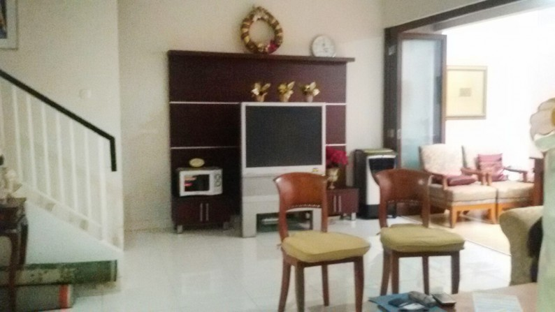 Di Jual Rumah nyaman, aman, siap huni Di Discovery Conserva, Bintaro Jaya Sektor 9