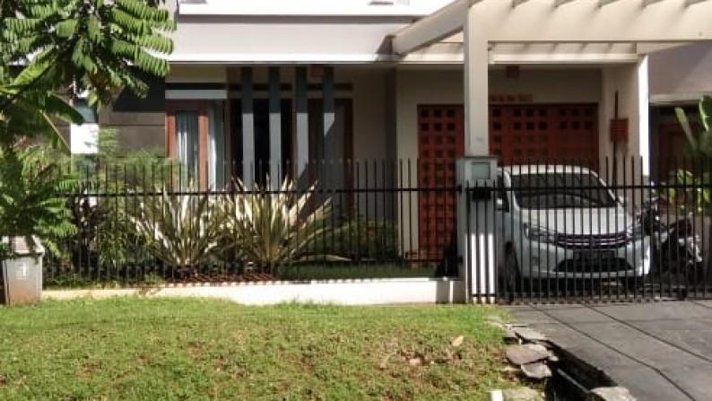 Di Jual Rumah Cantik Siap Huni di  Elang, Bintaro Jaya, Sektor 9, Tangerang Selatan