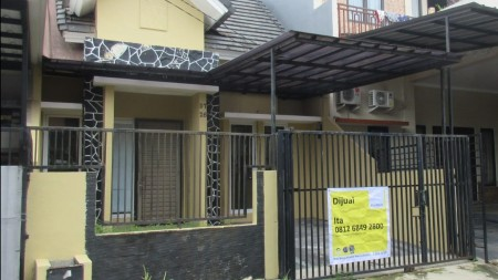 Rumah Bagus Di Serpong Park, Cluster Diamon, Serpong Tangerang Selatan