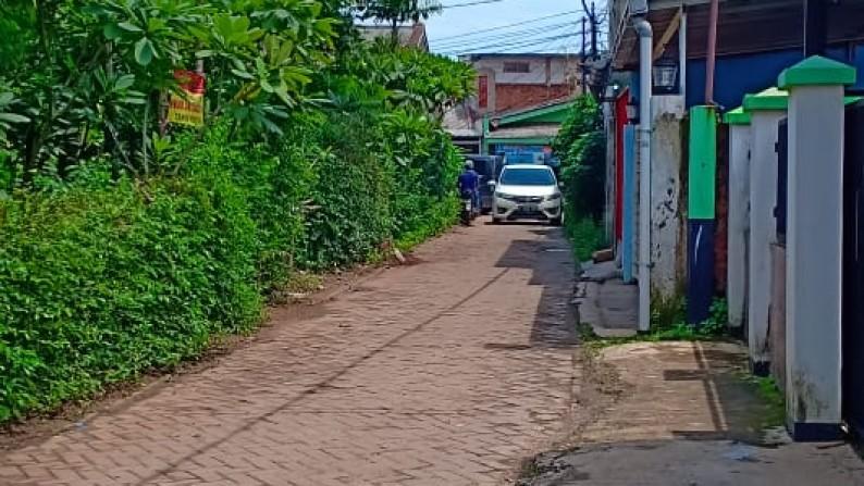 Dijual Kavling Di Jl H Cari, Pondok Aren Tangerang Selatan
