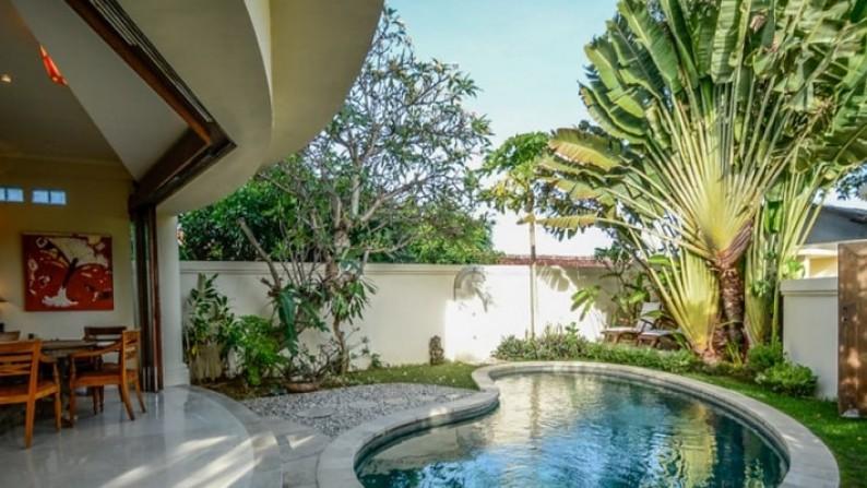 Villa 2 Bedrooms In Prime Area Of Seminyak Bali