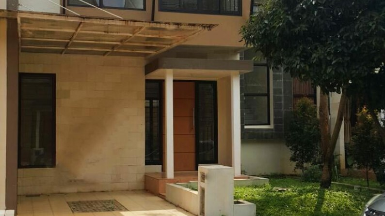 Hotsale! Rumah Murah Siap Huni di cluster Discovery, Bintaro