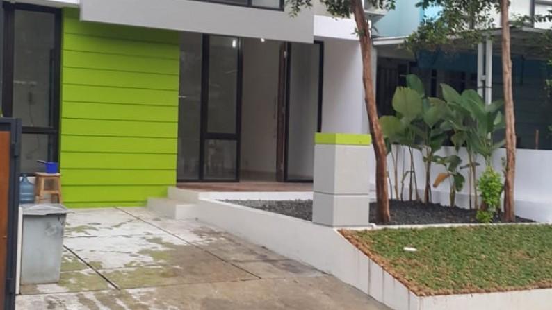 Rumah Murah, Baru dan Siap Huni di cluster Gracia Residence, Bintaro