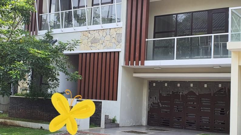 Rumah Mewah Siap Huni ,Asri dan Nyaman @Kebayoran Villas, Bintaro