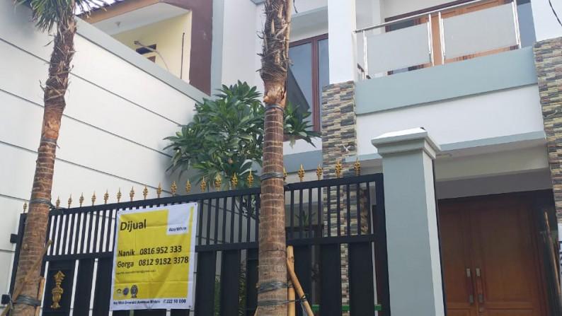 Di jual rumah cantik di Jl Birah Kelapa Dua, Jakarta Barat