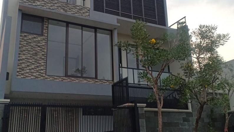 Di Jual Rumah cantik di Komp DPR Joglo Jakarta Barat