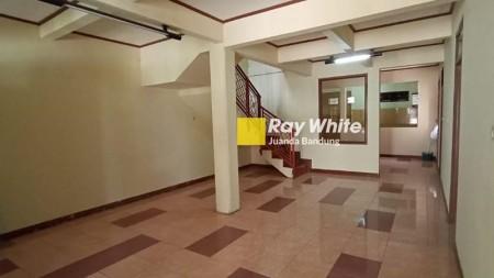 LANGKA! Rumah 2 Lantai di Sayap Soekarno Hatta TENGAH KOTA STRATEGIS !