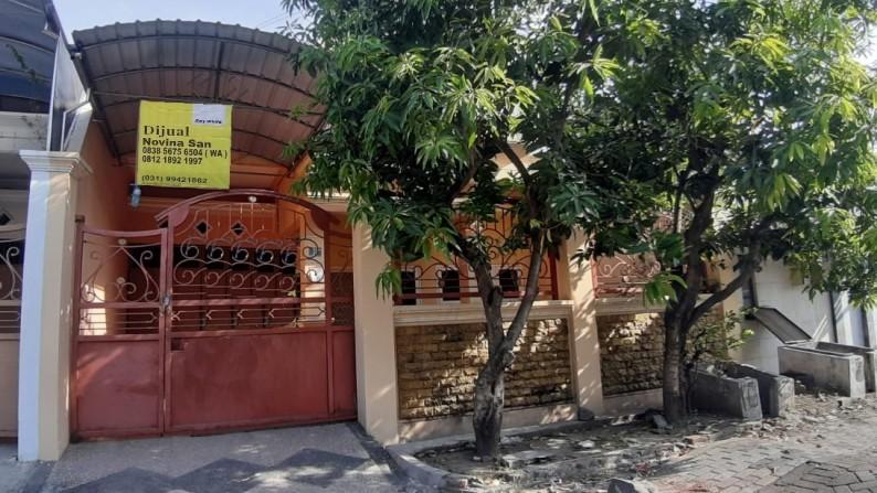 Disewakan  rumah di Kutisari Selatan - Surabaya Selatan
