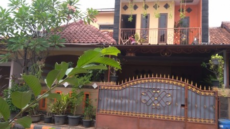 Rumah Siap huni Lingkungan bersih di Pondok Aren