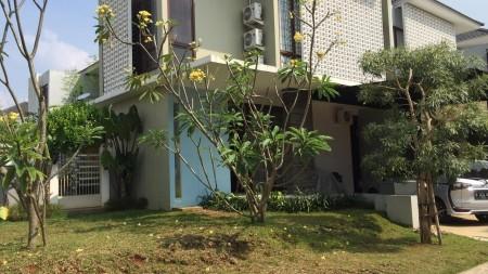 Rumah Nyaman Lokasi Strategis di Discovery Lumina Bintaro Sektor 9