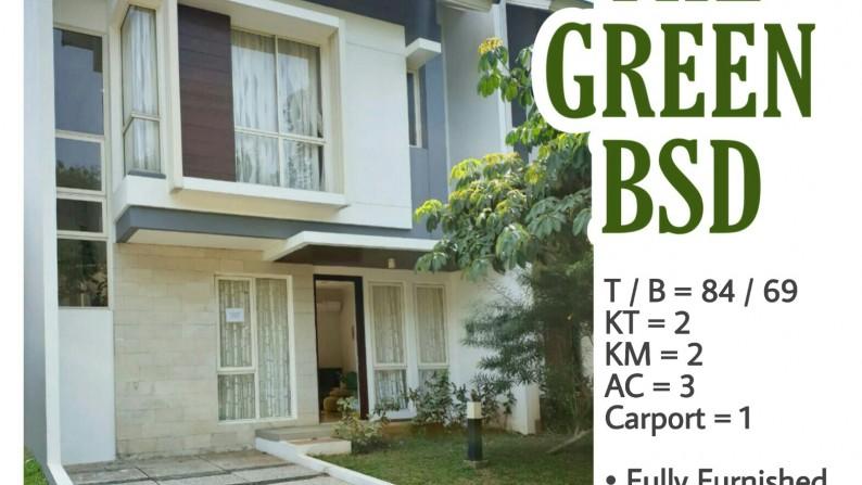 The Green BSD Siap Huni