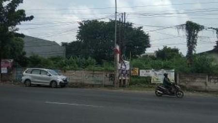 SALE : Tanah Jl Raya Narogong Km 5 Bekasi