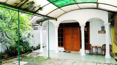 Rumah Nyaman di Kawasan Gandaria, Jakarta Selatan
