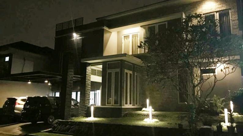 Rumah Bagus Siap Huni Di Graha Raya Bintaro Tangerang Selatan