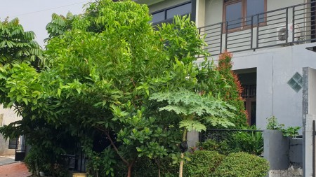 Rumah Cantik, Bagus siap huni di kawasan Kasuari Bintaro
