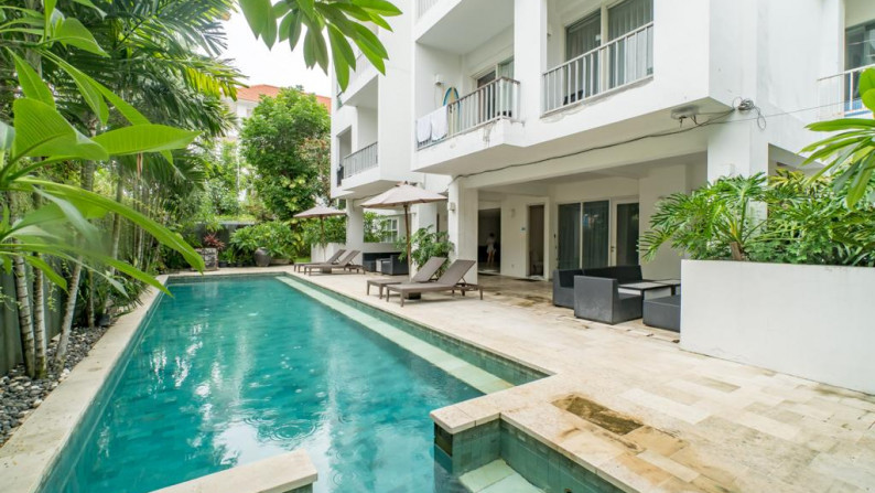 Freehold Apartement 5 Bedroom For Sale In Legian.