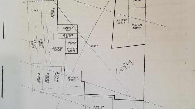 Rumah Dijual Plumpang Raya Semper, Luas 1.644m2, 1 lantai