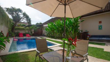 Villa Rental in Great Location Sanur Mertasari