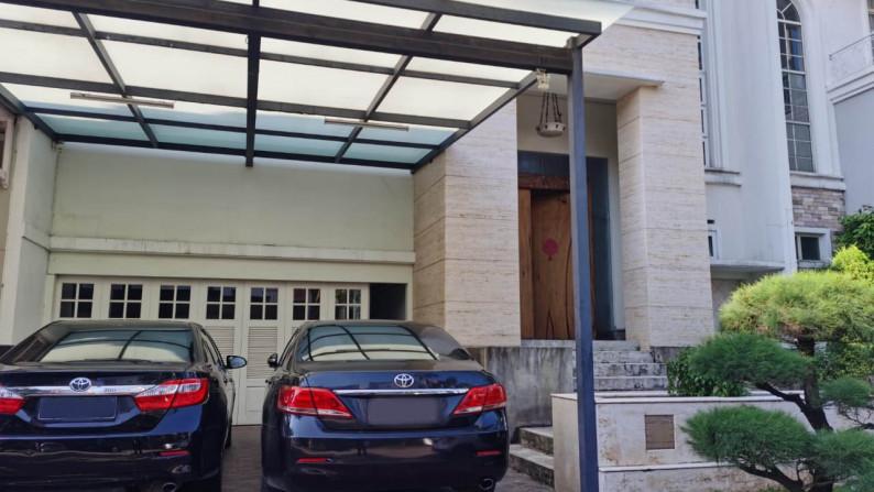 Rumah Dijual Akasia Golf Raya, Pantai Indah Kapuk, Luas 300m2